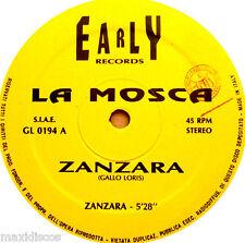 """12"""" - La Mosca - Zanzara (ITALO DANCE - MADE IN ITALY 1984) STOCK STORE * LISTEN"""