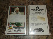 1984-85 Victoria Cougars WHL TEAM Set