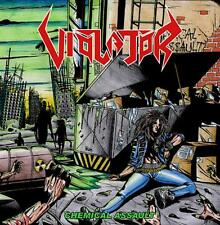 "Violator ""Chemical Assault"" CD - NEW!"