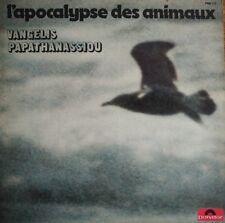 Vangelis Papathanassiou - L'Apocalypse des Animaux BOF - Vinyl LP 33T