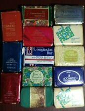 Vintage 1980's Avon Perfumed Soap Lot 13 pieces Moonwind Feelin Fresh Passion