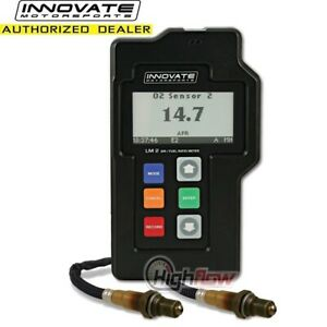GENUINE Innovate 3894 LM-2 Air/Fuel Ratio Meter, (2) Dual O2 Basic Kit