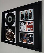 The Jam The Eton Rifles Original Vinyl V RARE Paul Weller Luxury Framed
