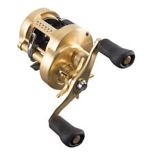 Shimano Calcutta Conquest 301 Round Baitcast Reel 5.6:1 Left Hand Model CTCNQ301