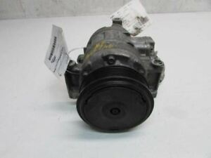 2009-2012 audi a4 1.8L ac compressor air condition OEM