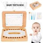 Baby Tooth Storage Box Kids Children Keepsake Organizer Gift Teeth Holder !