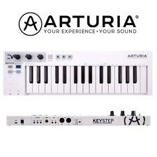 Arturia Keystep 32 Llave Portátil USB Midi Teclado Controlador y Secuenciador