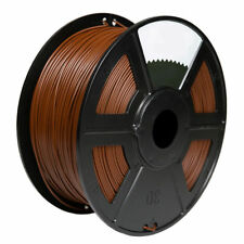 Brown Color 3D Printer Filament 1.75mm 1KG ABS For Print MakerBot RepRap