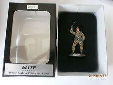 BRITAINS ELITE GURKHA 24003 FALKLANDS METAL TOY SOLDIER