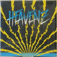 HEAVENZ s/t Mini LP Top Power Pop w/ Dennis Dragon – In Shrink, Private, Scarce
