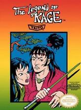 Nintendo NES game - The Legend of Kage US cartridge