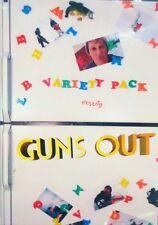 Guns Ou,- Snowboarding DVD Presented by Variety Pack, Eddie Grams & Tyler Mcleod
