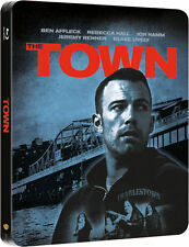The Town Extended Cut Limited Edition Steelbook UK Exclusive Blu-ray Brand NEW