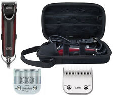 Oster 76 Outlaw Turbo 2-Speed Professional Hair Clipper+Free Case+Extra Blade