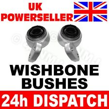 2 x WISHBONE ARM BUSHES L+R E46 BMW COUPE & CONVERTIBLE