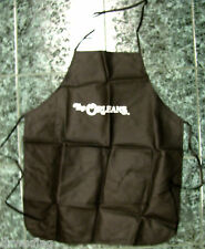 The Orleans Casino Apron The Orleans Casino Black NEW Never Worn