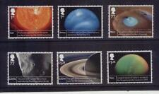 GB 2012 SPACE SCIENCE STAMP SET MINT
