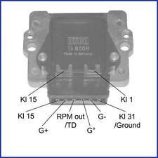 Modulo accensione Centralina BKL Spinterogeno Bosch HUECO 138008