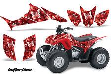 ATV Graphics Kit Quad Decal Sticker Wrap For Honda TRX90 2006-2018 BTTRFLY W R