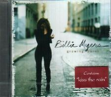 MYERS BILLIE GROWING PAINS KISS THE RAIN CD 11 TRACK SEALED