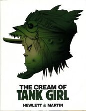 The Cream of Tank Girl (Hardcover), Martin, Alan, Hewlett, Jamie, 9781845769420