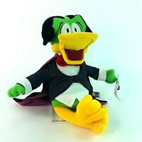 Rare Count Duckula Vintage 1988 Tagged Soft Plush Toy PMS Cosgrove Freemantle