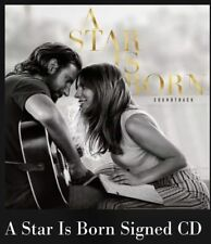 Lady Gaga - A Star Is Born OST (Original Soundtrack) SIGNED/AUTOGRAPHED CD