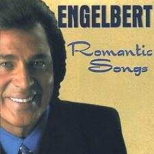 Engelbert Humperdinck-romantic chansons EMI records CD 1998
