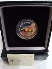 Malaysia 2015 ASEAN 2015 Summit Silver Proof Coin