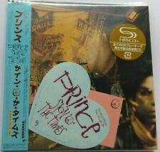 "PRINCE, SIGN ""O"" THE TIMES, LTD ED 2 x SHM-CD, JAPAN 2009, WPCR-13538/9 (NEW)"