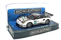 Scalextric C3944 Porsche 911 RSR - LeMans 24Hrs 2016 : 1/32 Slot Car