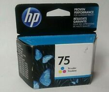 HP 75 Tricolor - Brand New & Factory Sealed