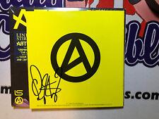 Lindsey Stirling signed Autographed CD Jacket  Artemis w/COA