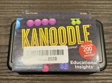 Kanoodle Brain Teasing 3D Puzzle Game (Educational Insights)