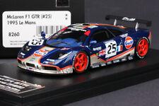 Last One - McLaren F1 GTR #25 1995 Le Mans - HPI #8260 - 1/43