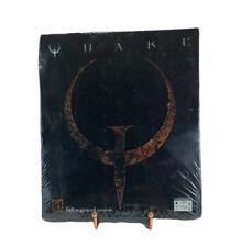 Quake Original~Big Box Fully Registered Version New Sealed In Wrap 1996 Vintage