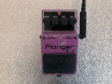 Boss BF-2 Flanger 1981 (Black Label), Made In Japan, MIJ