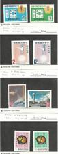 China, Postage Stamp, #2173-4, 2194-5, 2221-2, 2242-3 Mint NH, 1979-84