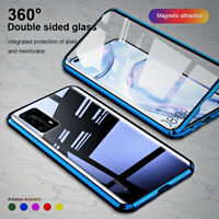 Carcasa para Huawei P40 P30 P20 Mate 30 20 10 Pro Lite Funda protectora de 360 °
