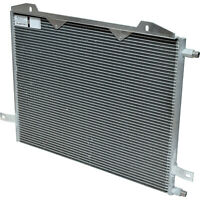 TYC 3658 Compatible with Kia Rondo Parallel Flow Replacement Condenser