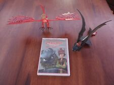 HOW TO TRAIN YOUR DRAGON LOT Toothless Hookfang and Movie