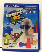 SMART AS... [Sony Playstation Vita 2012] Usato Garantito
