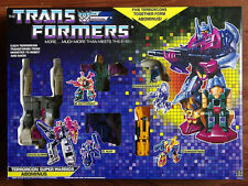Transformers G1 Re-issue Decepticon Terrorcons Combiners Abominus Collection NEW