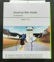 ATV/Bicycle/Bike/Golf Cart Handlebar Mount Holder for Android iPhone Black NEW