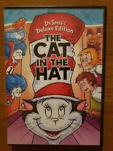 Dr. Seuss - The Cat in the Hat (DVD, 2012, Deluxe Edition)