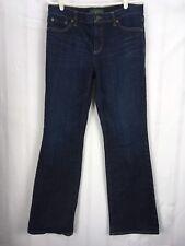 LAUREN JEANS CO RALPH LAUREN Classic Bootcut Size10 Long Stretch Women's Jeans