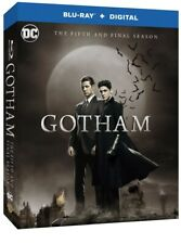 Gotham: The Fifth and Final Season (5)(Blu-ray)(Region Free)(Pre-order / Jul 9)