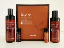 New TonyMoly The Black Tea Classic London 4 piece Skin Care Set