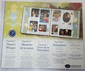 Creative memories Nature's Whisper Paper pack NEW