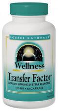 Source Naturals Wellness Transfer Factor - 60 Capsules